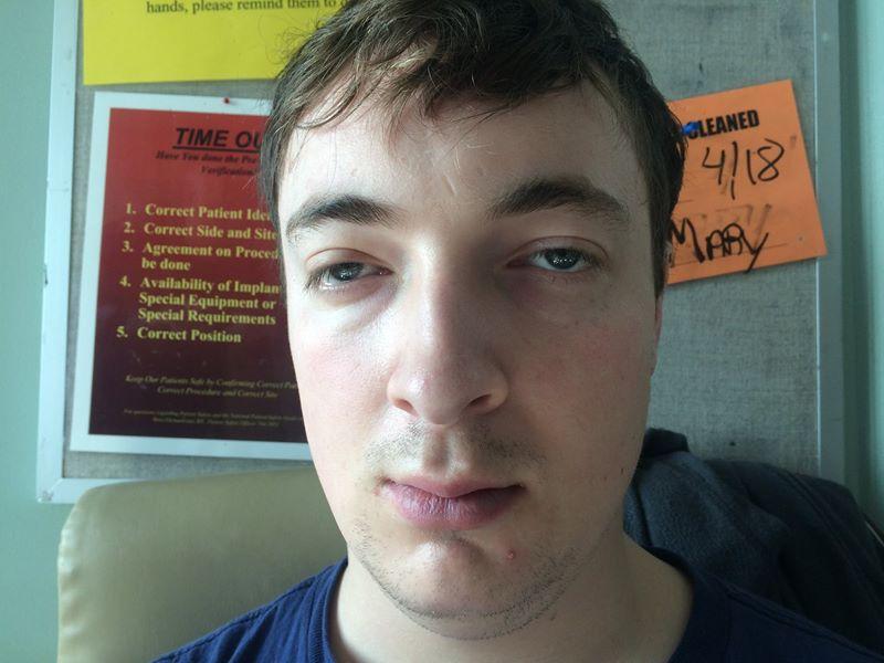 Bret Bohn heavily drugged