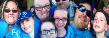Jaxon Adams family