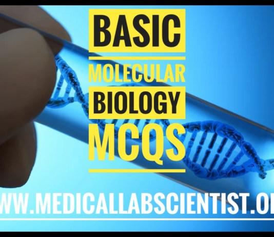 Molecular Biology MCQs