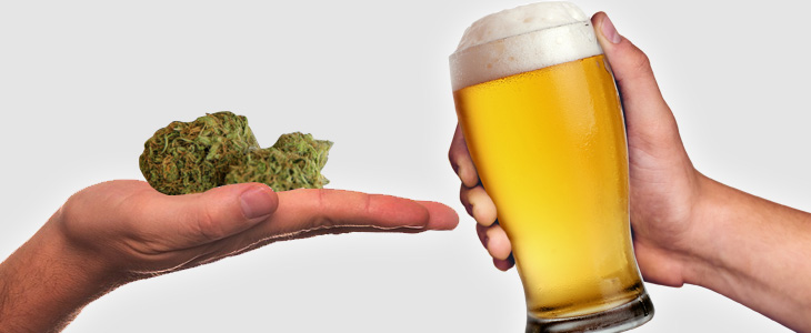 Cannabis vs Alcohol