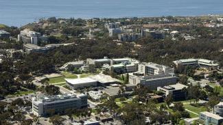campus for LA University: UC San Diego