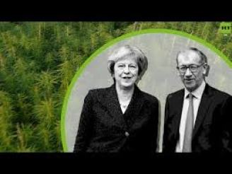 British Prime Minister and husband in cannabis field