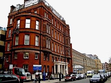 Famous British Hospital