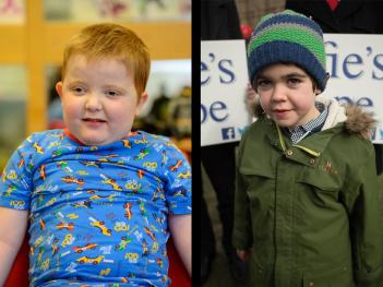 Medical cannabis British Children: Alfie Dingley and Murray Gray