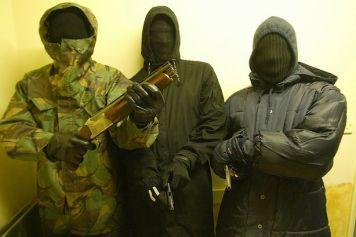 Dangerous cannabis gang members