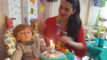 epilepsy child birthday hospital, Irish medical cannabis