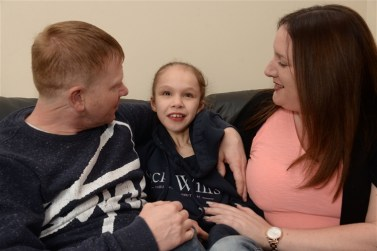 Tegan and Emma Appleby: British epileptic girl and her family who need access to medical marijuana