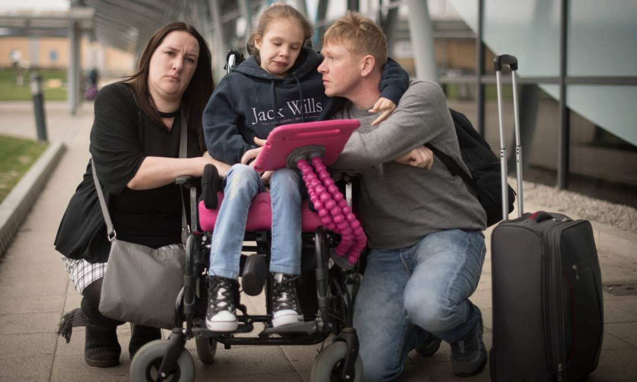 Medical cannabis patient, epileptic girl, has medical marijuana confiscated at airport