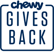 Chew Gives Back Logo