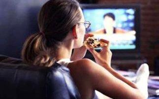 Τρώτε μεανοιχτή τηντηλεόραση;