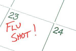 effectiveness of a flu shot