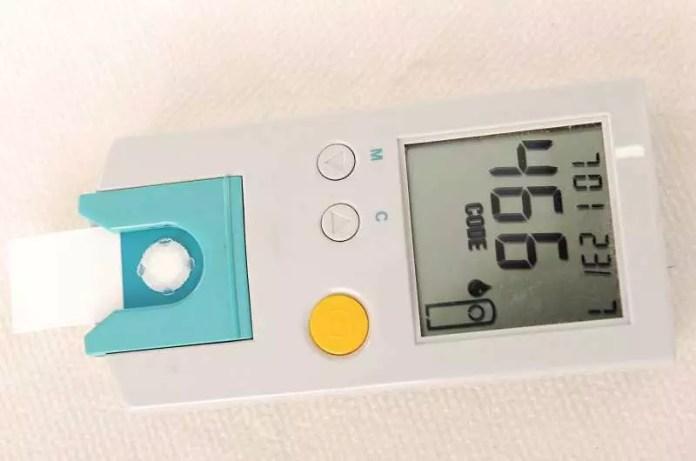 monitoring glucose