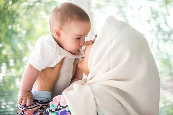 mother-infant bonding