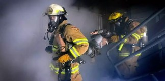 firefighting exercises