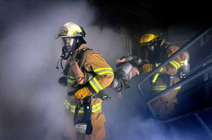firefighting exercises