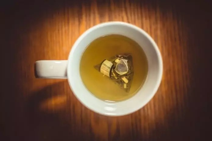 green tea and memory
