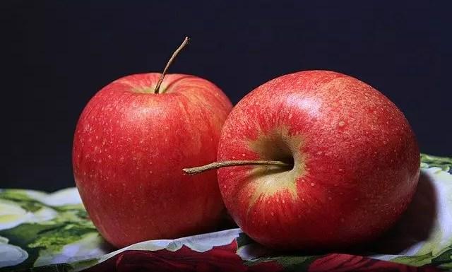 apples improve cardiovascular health