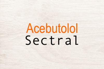 acebutolol sectral