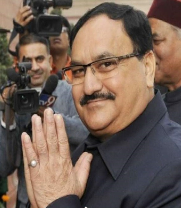 J P Nadda promised DNB MD equivalence