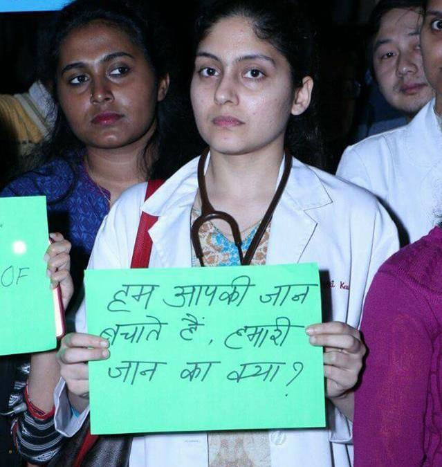 Five arrested for Mumbai's JJ hospital doctors assault