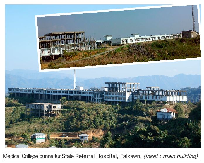 Mizoram gets it's First Medical College in August