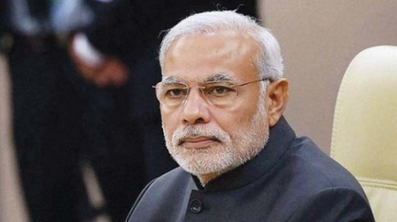 Punjab Government is delaying AIIMS blames PM Modi