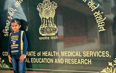 Bhavnagar teen may become World's Shortest Doctor after fighting MCI