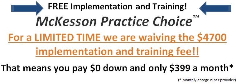 PracticeChoicepricing