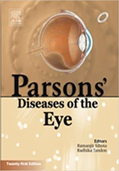 Download Parson's Diseases of the Eye Pdf Free with Review