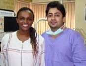 Successfully Done Dental Implantation