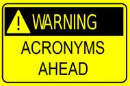 Medical Acronym Crossword