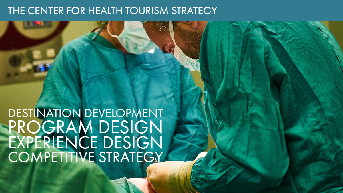 center for health tourism strategy