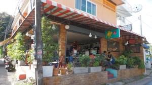 Cat House restaurant, Chiang Mai, Thailand