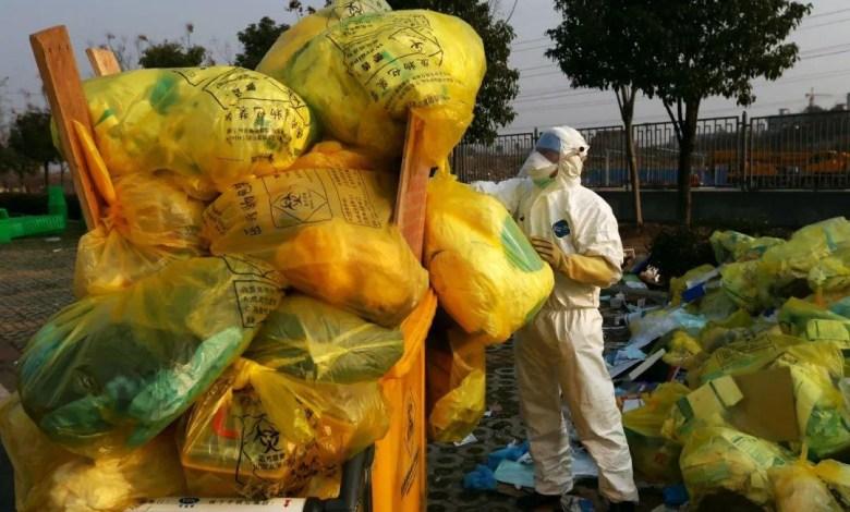Photo of جائحة فيروس الكورونا وإدارة النفايات