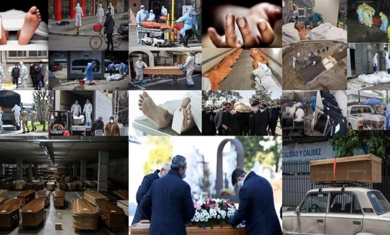 "Photo of غسل ودفن والتعامل مع من مات بسبب فيروس الكورونا المستجد""كوفيد-19″"