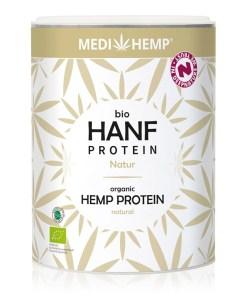 MedihempOrganický konopný protein bez příchutě, 330g