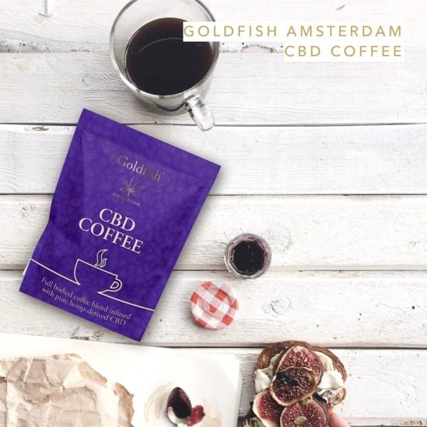 CBD káva
