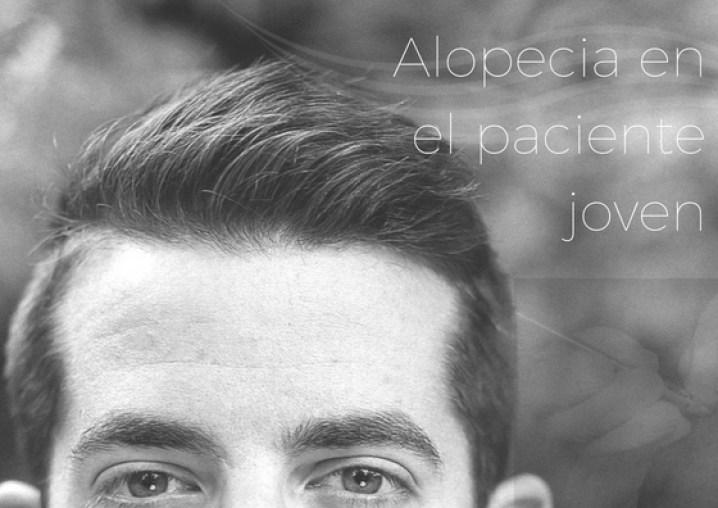Alopecia en paciente joven