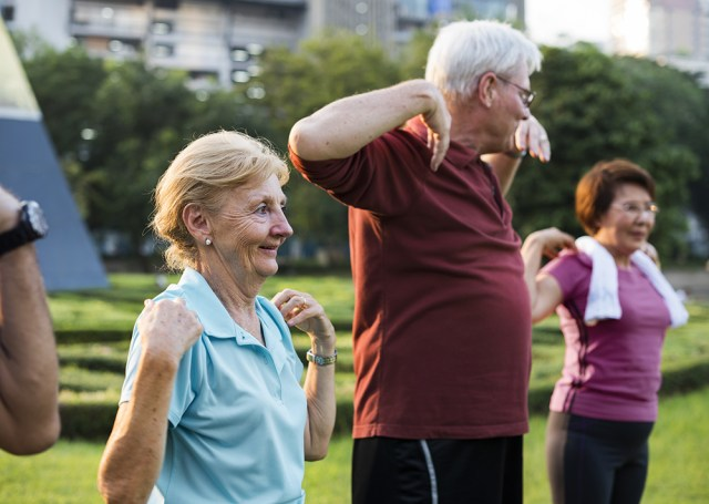 Healthy Senior Adults