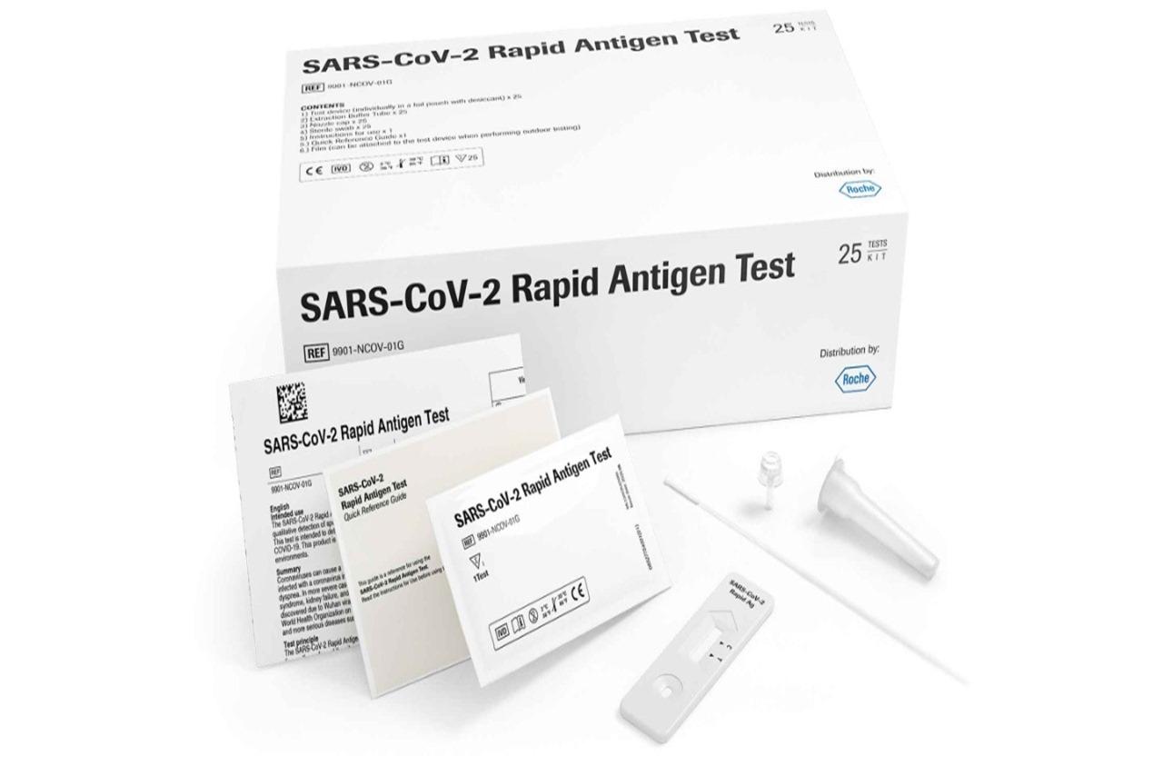Roche Rapid COVID-19 Antigen Test