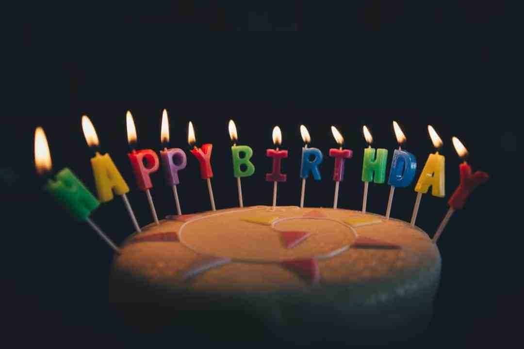 Image of Birthday Candles depicting newly eligible for Medicare