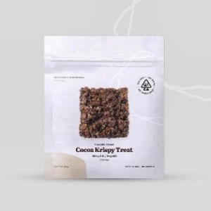 The Cookie Factory – Cocoa Krispy Treat 100mg