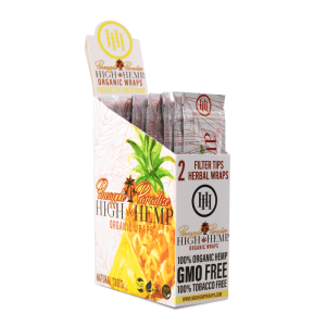 High Hemps – Pineapple Paradise
