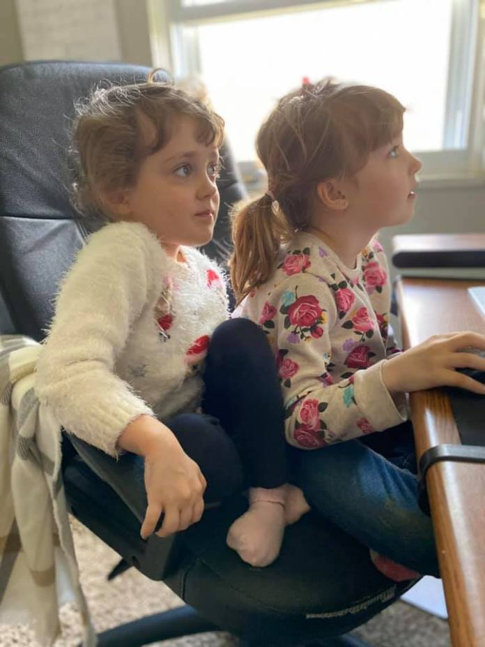 Being the stay-at-home parent is hard. It's even harder when you also work from home. But that doesn't mean we're the only ones feeling the impact of COVID-19 self isolation.