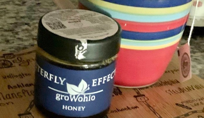 Grow Ohio honey