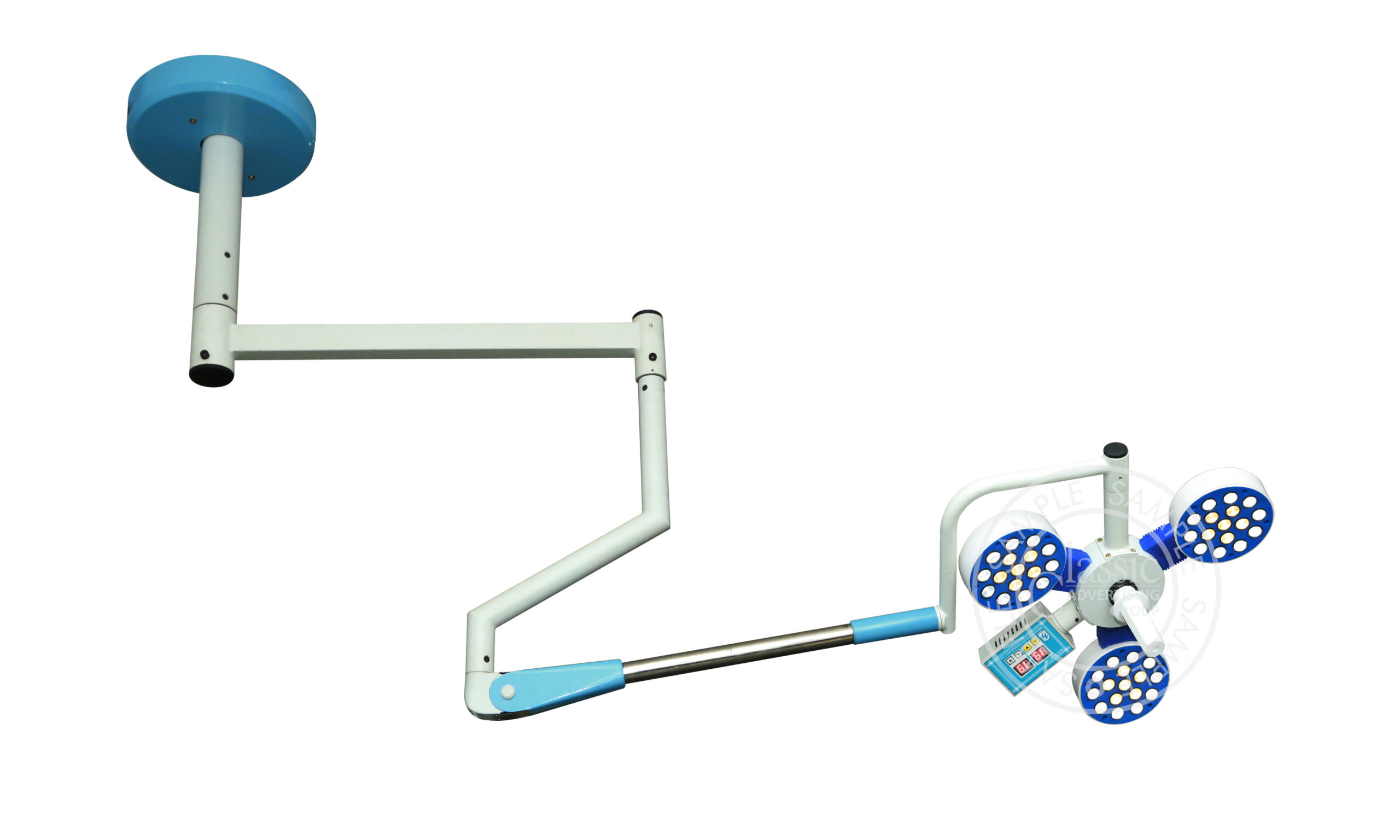 Manufacturer of Examination LED O.T. Lights - Medilap Operation Theater LED Light, Medical LED OT Lamp, OT LED Spot Light offered by MEDILAP, New Delhi, India