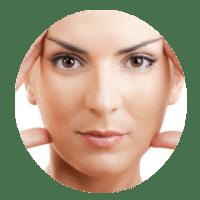 Опущение лица
