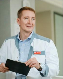 Шелухин Даниил Александрович. Врач анестезиолог-реаниматолог.Sheluhin