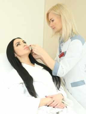 Фото процедуры врач Бараненко М.Ю.