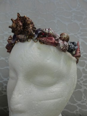 Fourth Mermaid's Crown - Left side